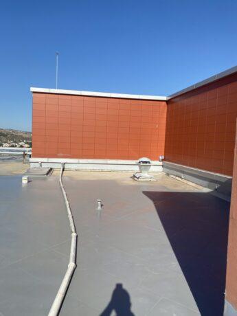 polyurea sprey kaplama06 Çatı ve Teras Yalıtımı