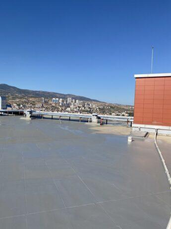 polyurea sprey kaplama08 Çatı ve Teras Yalıtımı