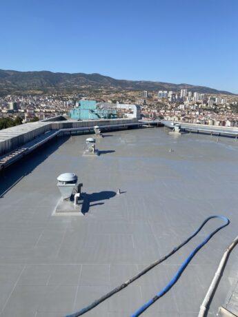 polyurea sprey kaplama09 Çatı ve Teras Yalıtımı