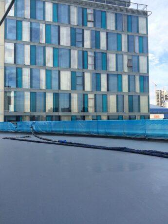 polyurea sprey kaplama11 Çatı ve Teras Yalıtımı