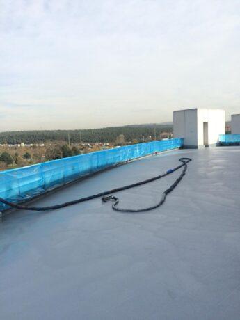 polyurea sprey kaplama12 Çatı ve Teras Yalıtımı