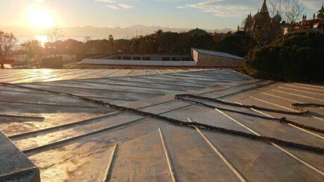 polyurea sprey kaplama18 Çatı ve Teras Yalıtımı