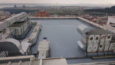 polyurea sprey kaplama22 Çatı ve Teras Yalıtımı