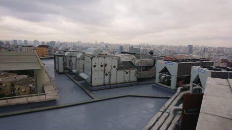 polyurea sprey kaplama23 Çatı ve Teras Yalıtımı
