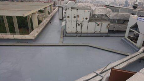 polyurea sprey kaplama24 Çatı ve Teras Yalıtımı