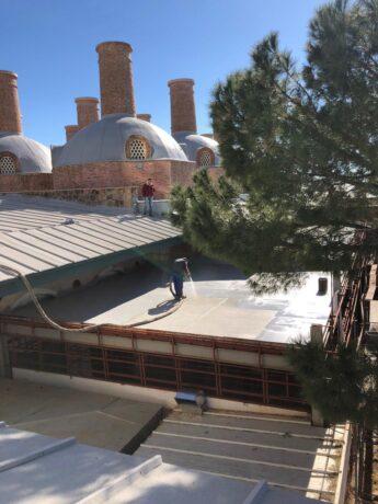 polyurea sprey kaplama39 Çatı ve Teras Yalıtımı