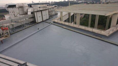 polyurea sprey kaplama40 Çatı ve Teras Yalıtımı