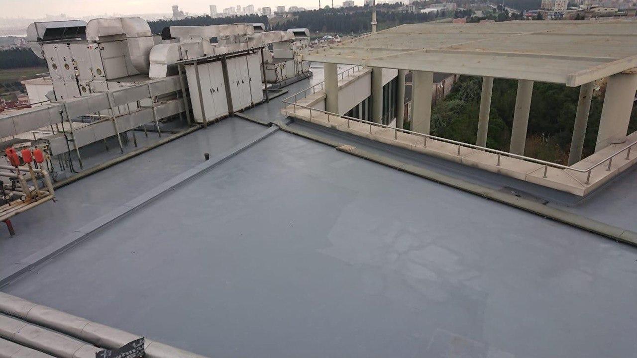 polyurea sprey kaplama40 İzmir Poliüretan Köpük ve Polyurea Sprey Kaplama