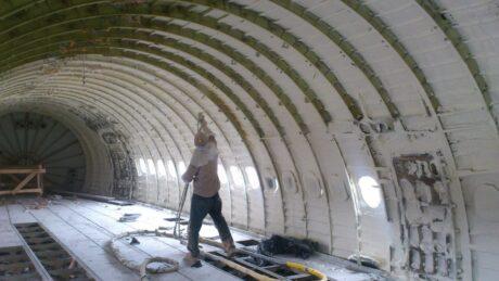 poliuretan kopuk kaplama08 Çatı ve Teras Yalıtımı