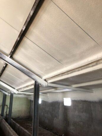 poliuretan kopuk kaplama19 Çatı ve Teras Yalıtımı