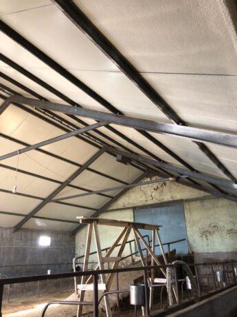 poliuretan kopuk kaplama21 Çatı ve Teras Yalıtımı