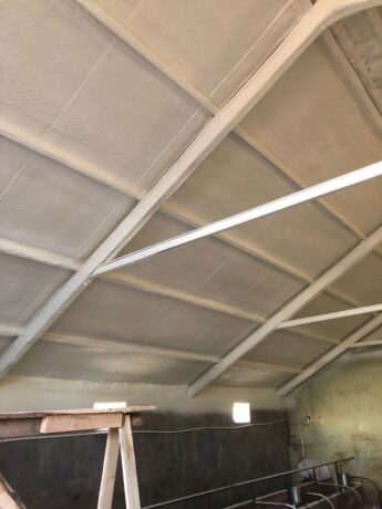 poliuretan kopuk kaplama22 Çatı ve Teras Yalıtımı