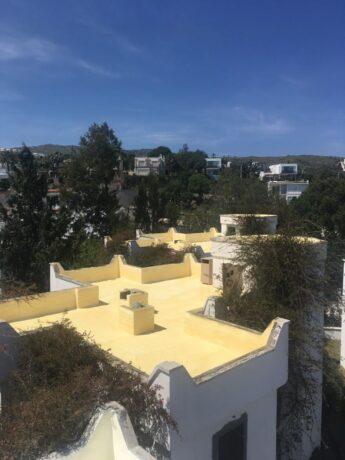 poliuretan kopuk kaplama28 Çatı ve Teras Yalıtımı